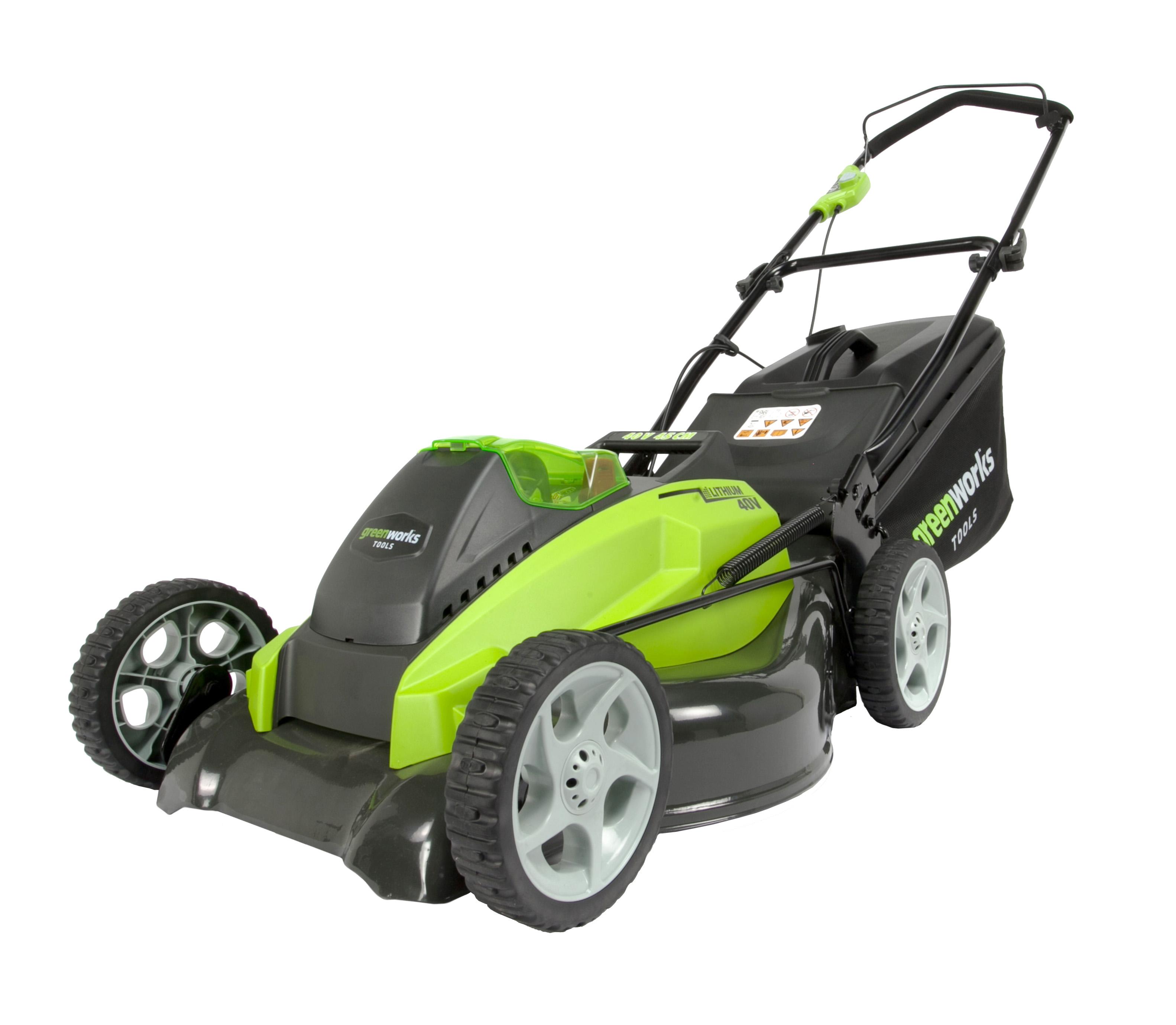 Greenworks GWLM 4045i