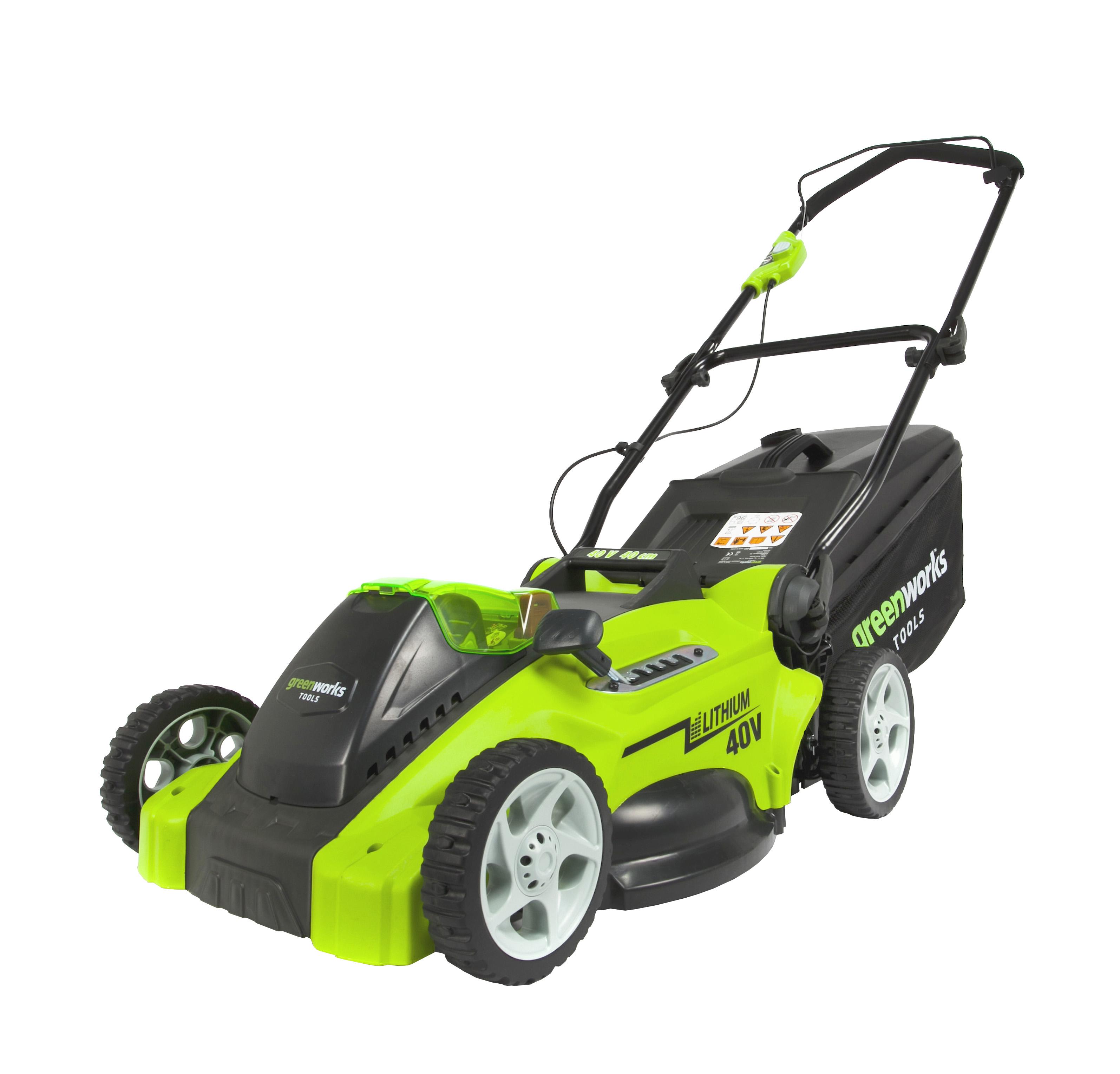 Greenworks GWLM 4040